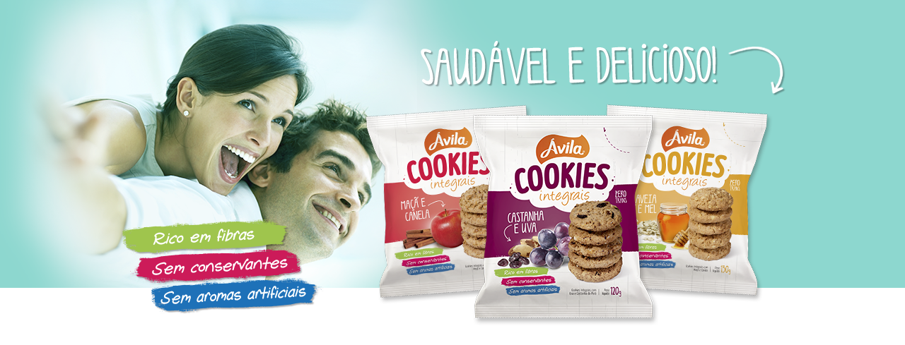 Banner Cookies Integrais